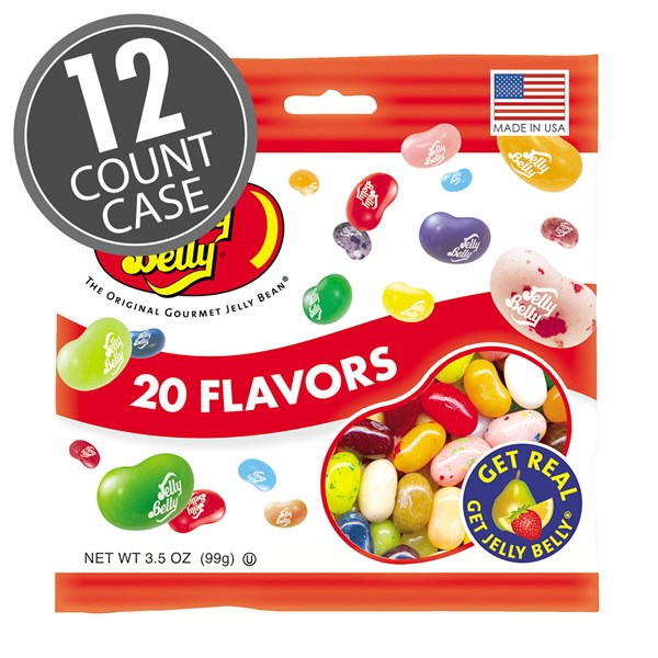 20 Assorted Flavors - 12ct